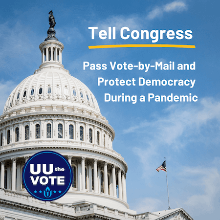 Tell Congress to Protect Democracy During the Pandemic