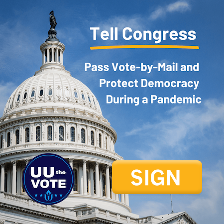 Sign: Tell Congress to protect elections